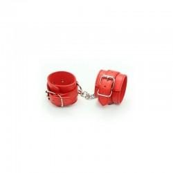 Manette per polsi rosse di Toyz4Lovers