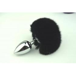 Plug anale Hairy Ball Plug